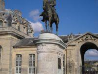 Chantilly town
